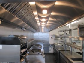Commercial Kitchen Fan Monitoring System