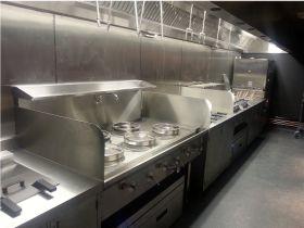 Commercial Kitchen Extraction Hoods Cooklines